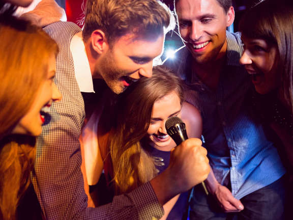 Karaoke Party Rentals